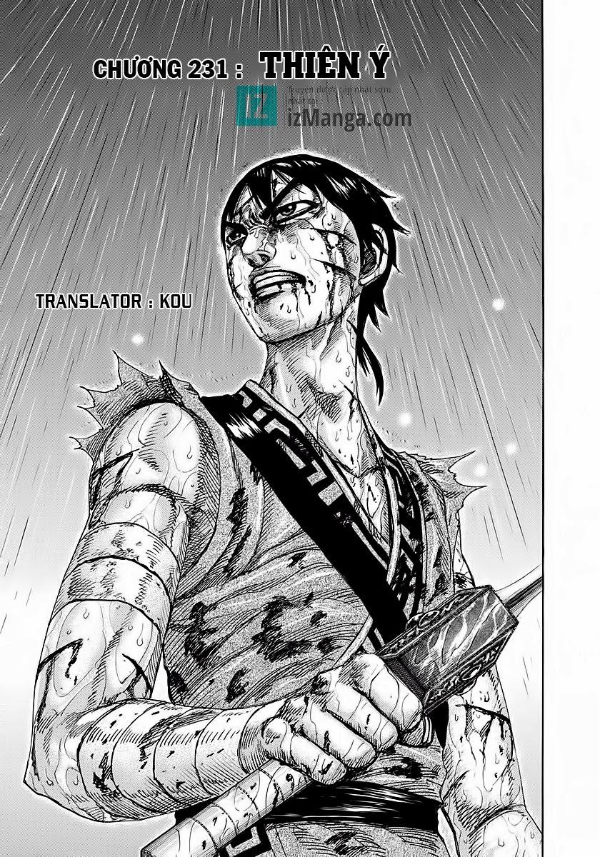 Kingdom – Vương Giả Thiên Hạ (Tổng Hợp) chap 231 page 2 - IZTruyenTranh.com