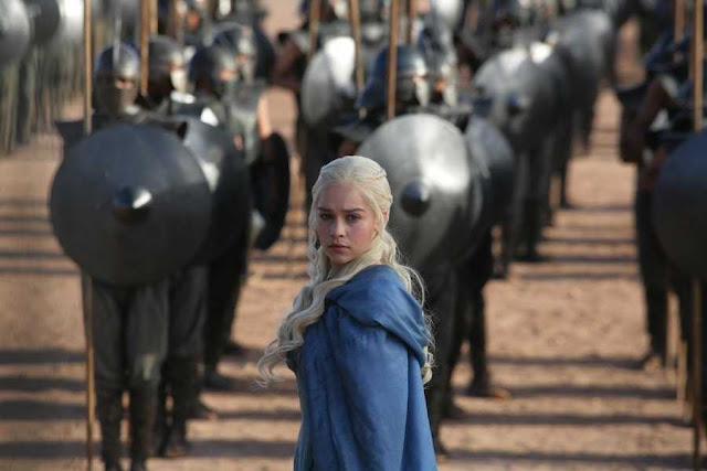 Game of Thrones - Novos comerciais da terceira temporada!
