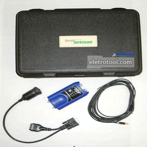 John Deere Service Advisor diagnóstico electrónico de datos