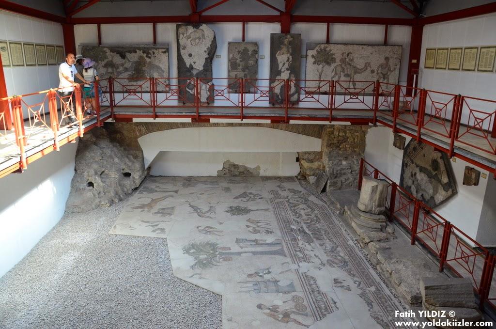 Büyük Saray Mozaik Müzesi