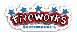 Fireworks Supermarket Smoky Mountains