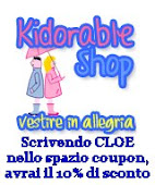 Abbigliamento bimbi 0-6 anni