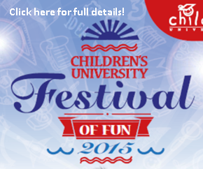 CU Summer Festival of Fun