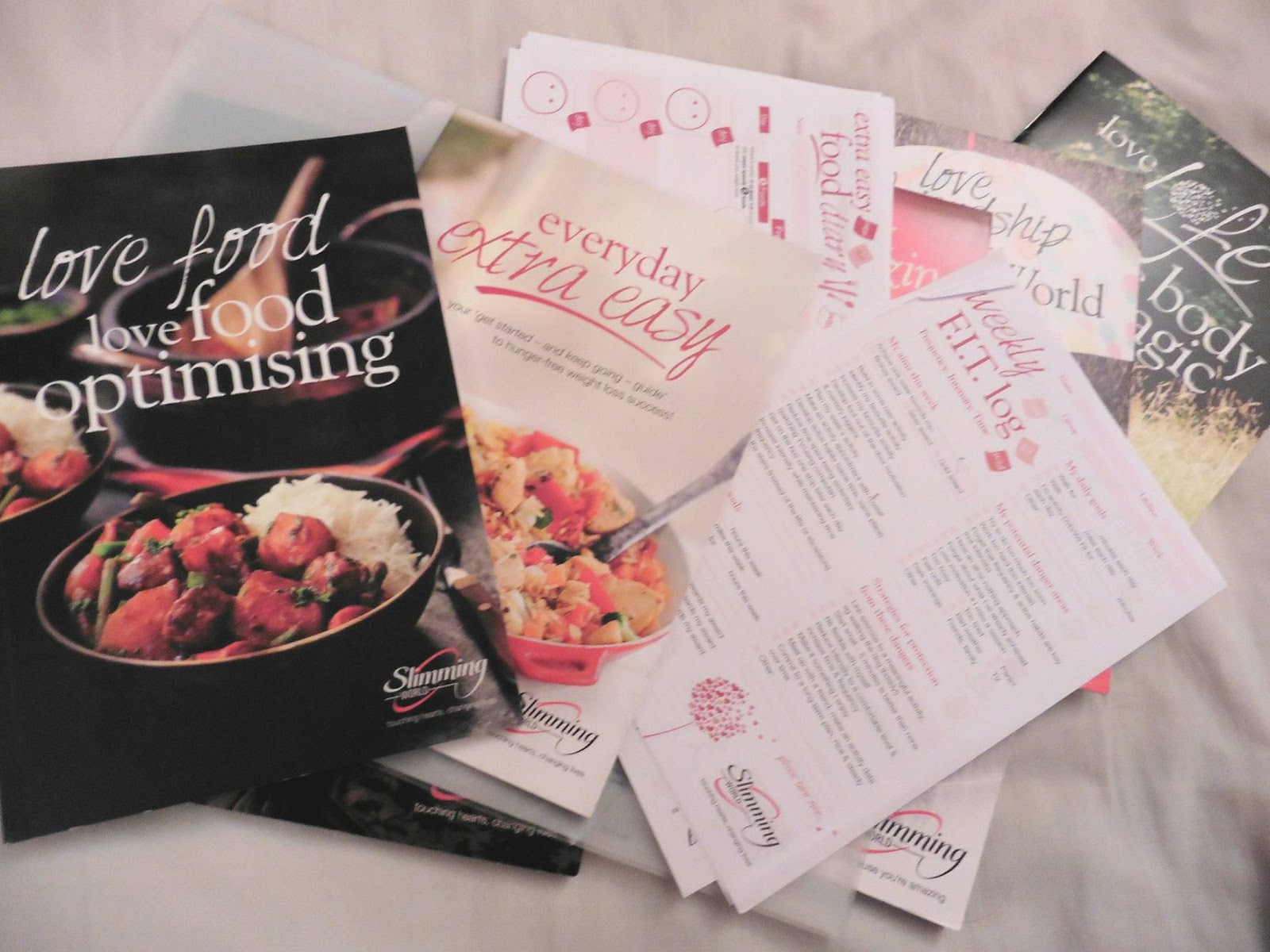 lebellelavie - My First Week at Slimming World