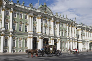 Winter Palace Russia, Palais d'Hiver en Russie, Holiday in Russia