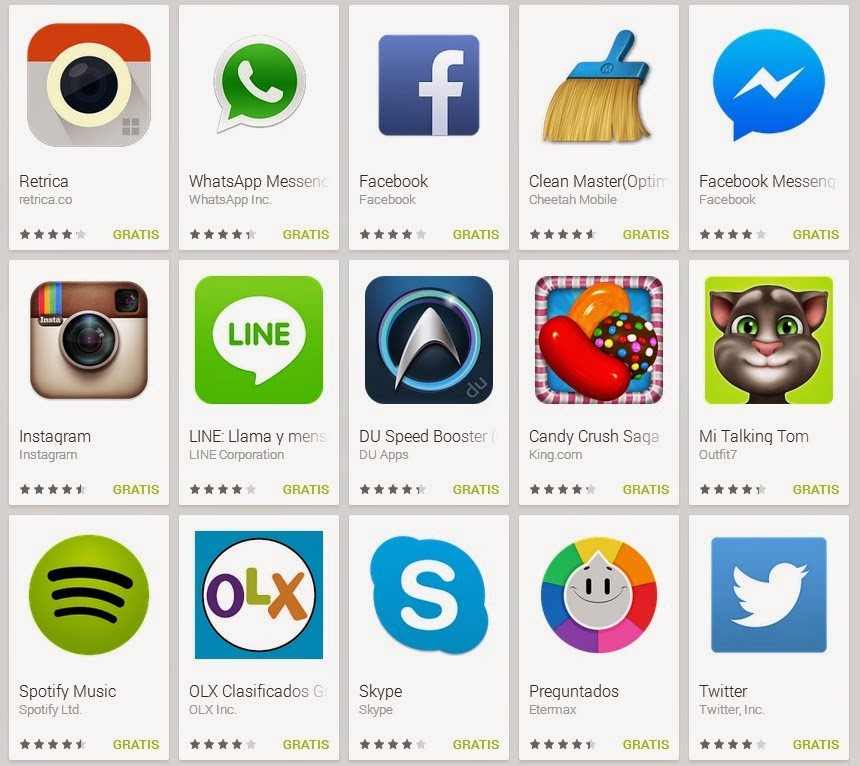 app gratis android