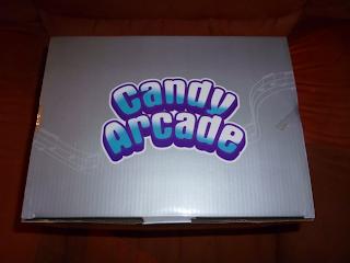 MegaGadgets .. Candy Grabber Draufsicht