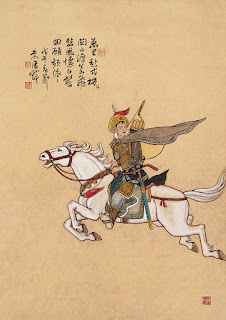 the ballad of hua mulan the legendary warrior w who brought  hua mulan is arguably s most famous female warrior