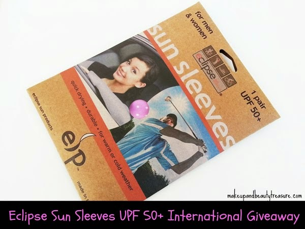 Sun Sleeves Giveaway