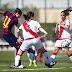 CRÓNICA: FC BARCELONA 3 - RAYO VALLECANO 1