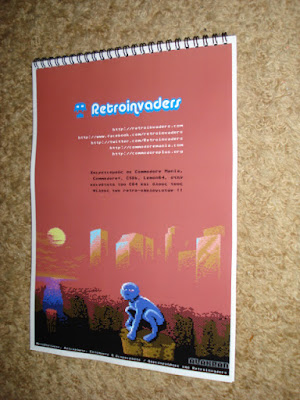 Calendario Retroinvaders en Grecia