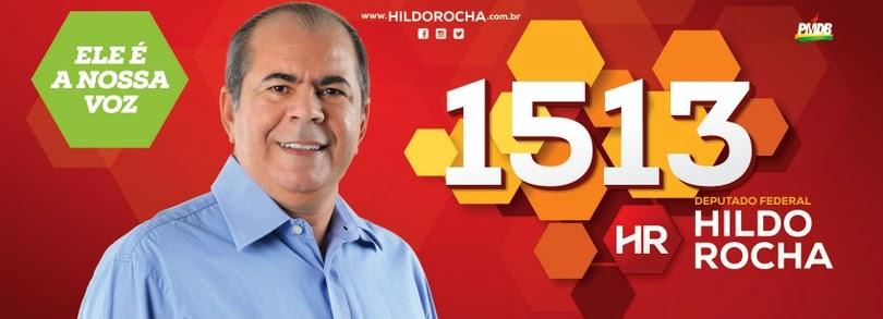 DEP. FEDERAL HILDO ROCHA 1513
