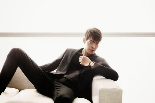 Kim Woo Bin Terkejut Berita Percintaan Suzy Miss A