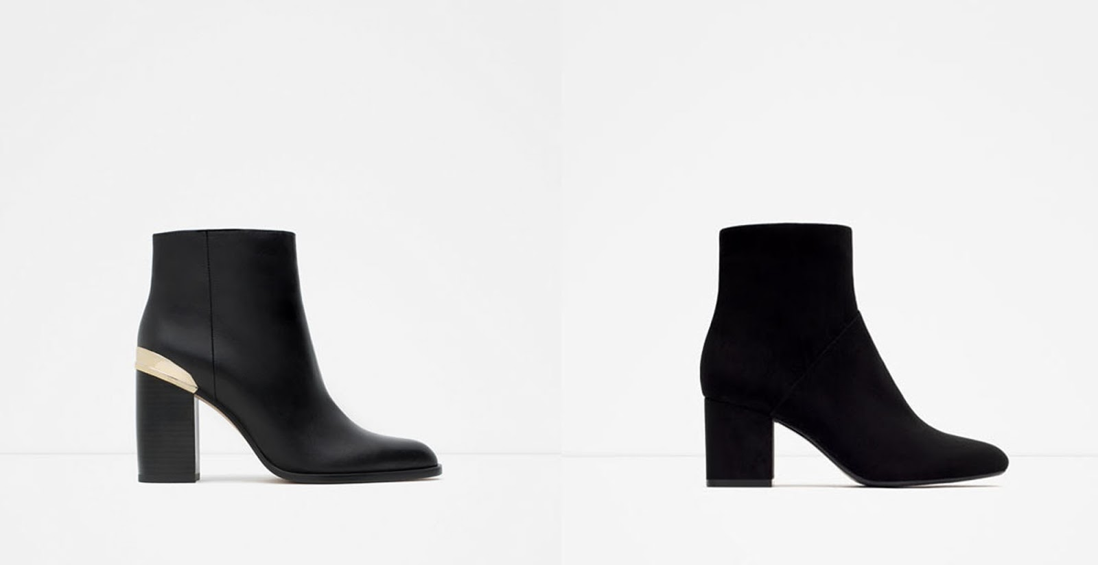 Eniwhere Fashion - Zara's Wishlist - Natale - booties