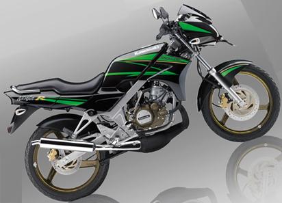 Harga Dan Spesifikasi lengkap Ninja R SE  2015