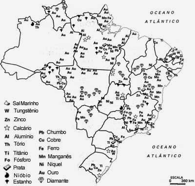 """""""ATAQUE ESTRANGEIRO AO SUBSOLO DO BRASIL"""""""