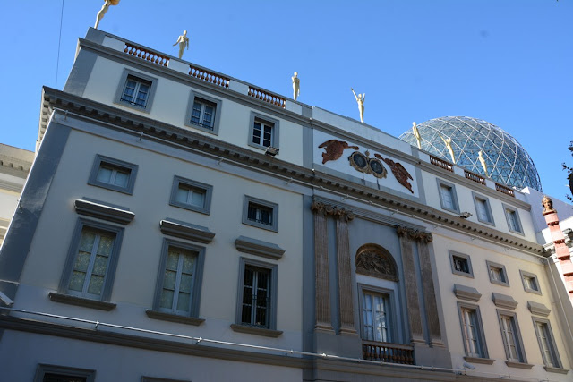 Teatre Museu Dali Figueres