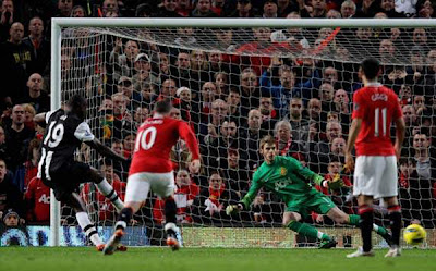 Manchester United 1 - 1 Newcastle United (3)