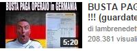 BUSTA PAGA OPERAIO in GERMANIA