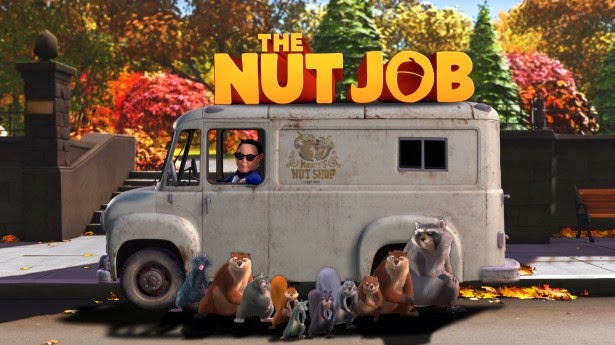 KUMPULAN FOTO FILM THE NUT JOB TERBARU Gambar Kartun The Nut Job Move Lengkap