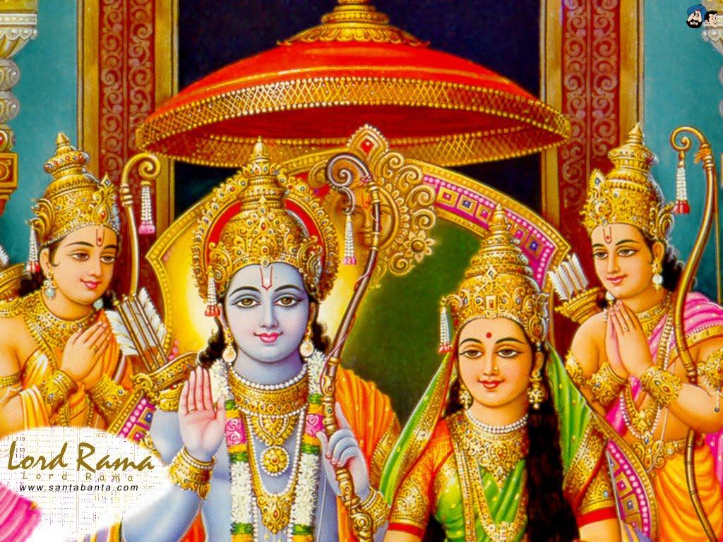 Lord Rama Sita Wallpaperlord Rama Lord Sita Lord Laxman Nice
