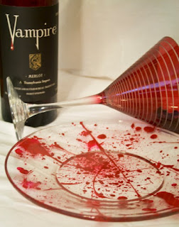 True Blood Party Decoration Ideas @ Northmans Party Vamps
