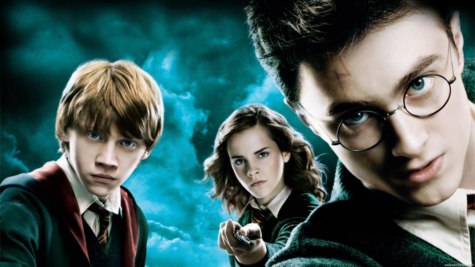 Harry Potter Movie Star Cast