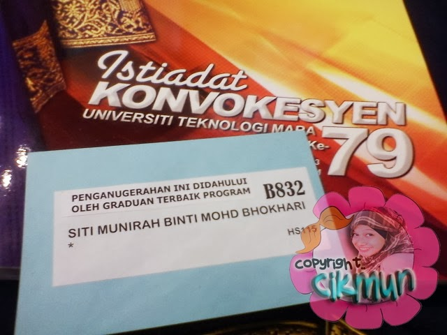uitm s.alam, convocation, konvo, uitm p.alam, occupational therapy, hs115, ot batch 15, memory,