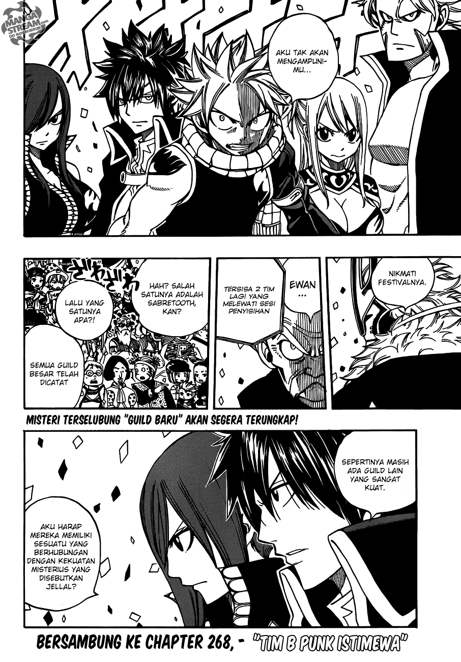 Baca Manga, Baca Komik, Fairy Tail Chapter 267, Fairy Tail 267 Bahasa Indonesia, Fairy Tail 267 Online
