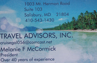 Travel Advisors Inc 410-543-1430