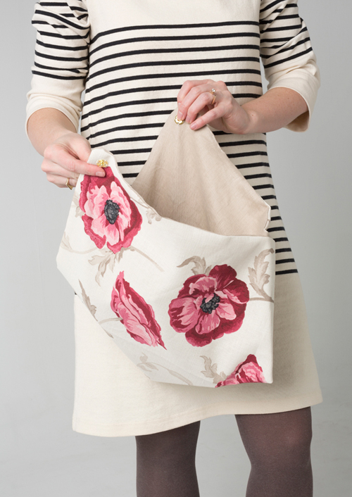 Make this tote bag in 20 minutes
