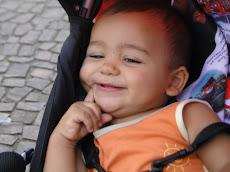 Pedro Davi Alves, o caçulinha (13/04/2010)