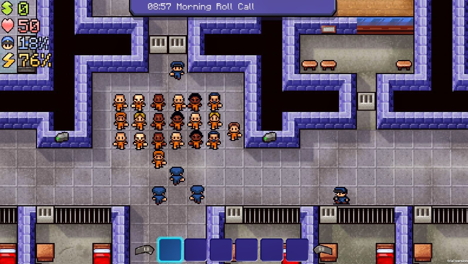 The Escapists GameDropZone
