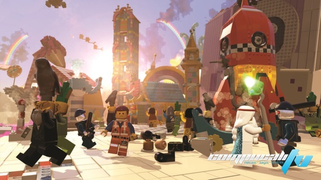 The LEGO Movie Videogame PC Full Español