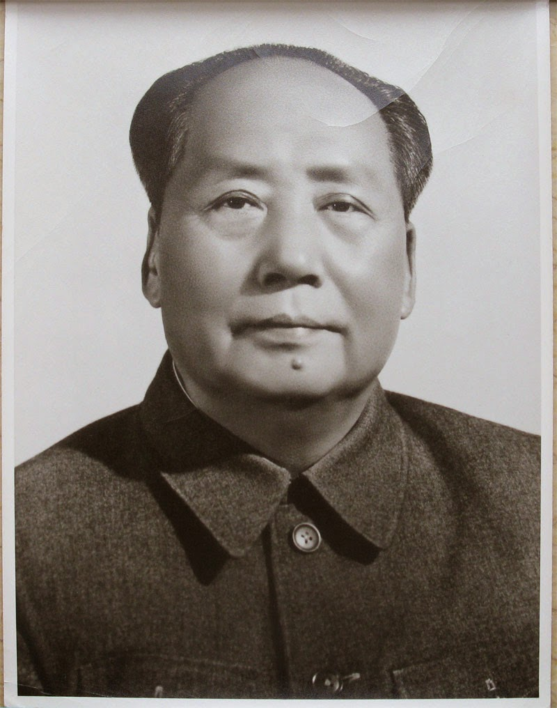 Xda real evil people for Chairman mao