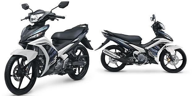 Motor Yamaha Jupiter Z Tahun 2012