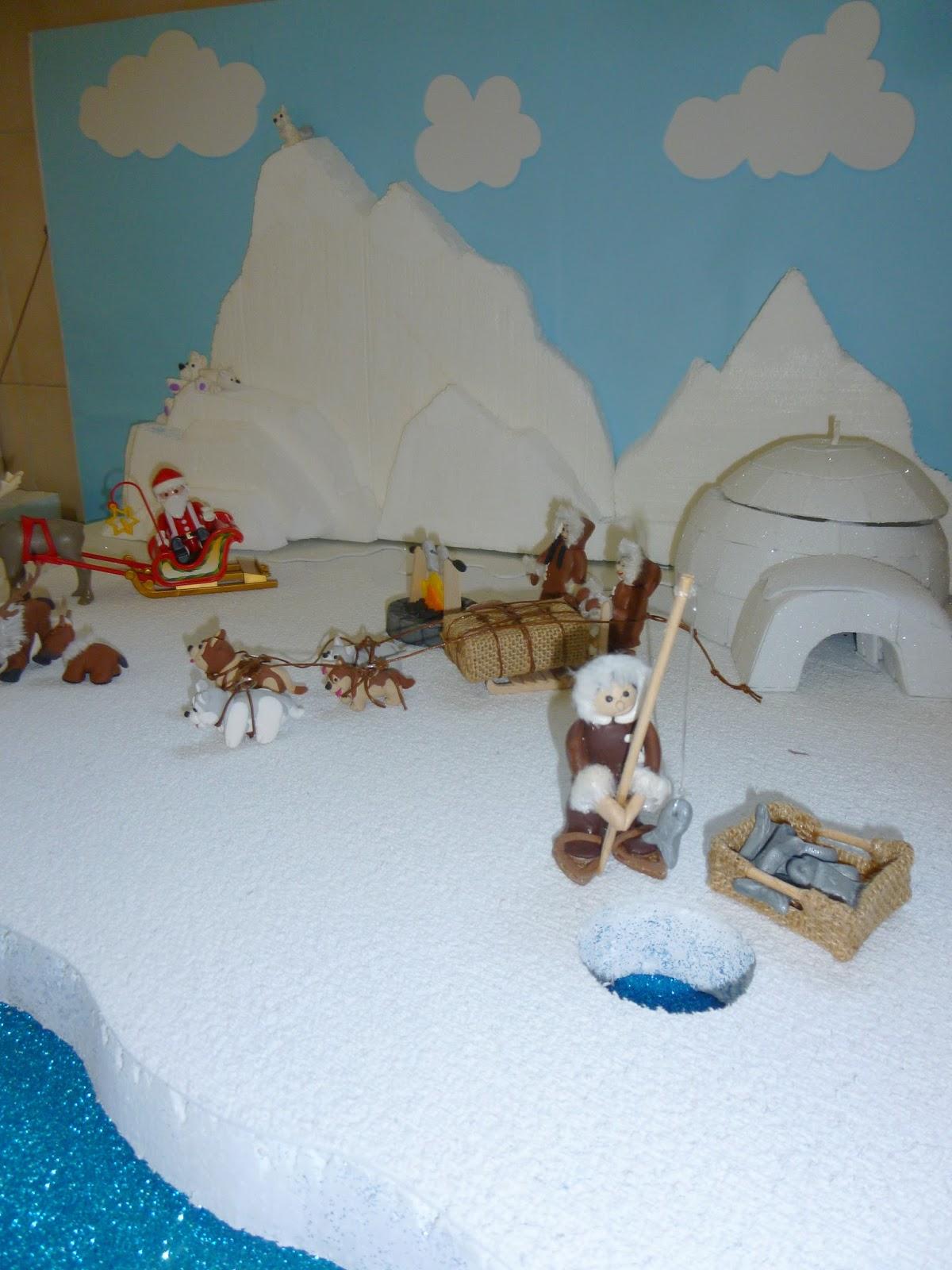 Nuestros Proyectos Proyecto El Polo Norte