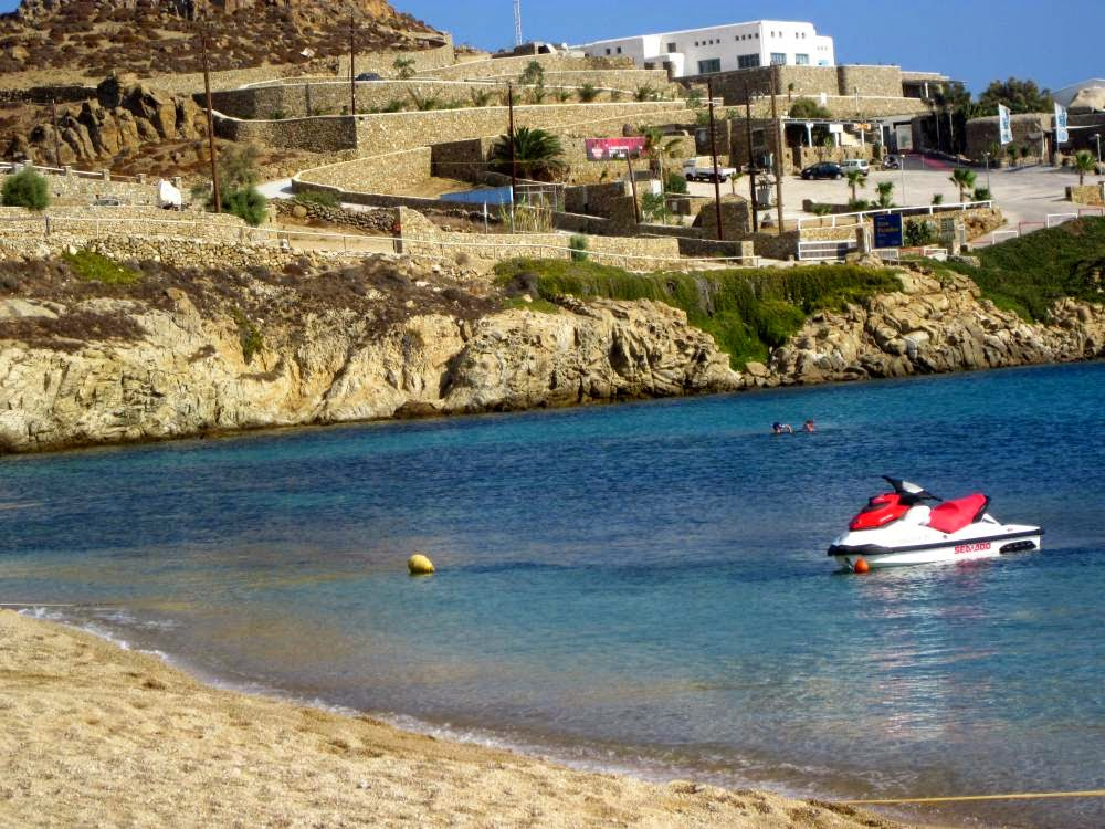 Cavo Paradiso in Paradise Beach