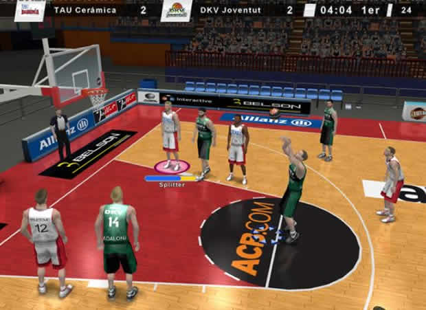 Basketball Manager Online basketball management game