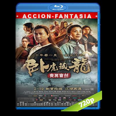 El Tigre Y El Dragon La Espada Del Destino (2016) BRRip 720p Audio Trial Latino-Castellano-Ingles 5.1
