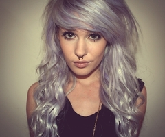 How To Dye Your Hair Grey