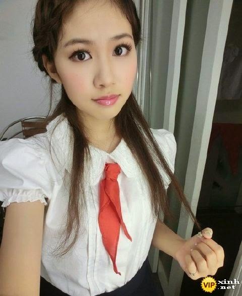 Girl xinh tự sướng P1