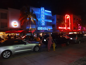 Colony Hotel, Ocean Drive, Miami