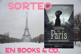 """Sorteo """"Invierno en París"""""""