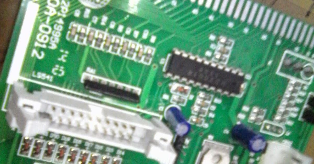 Mesin bordir komputer  pelatihan punching desain dan