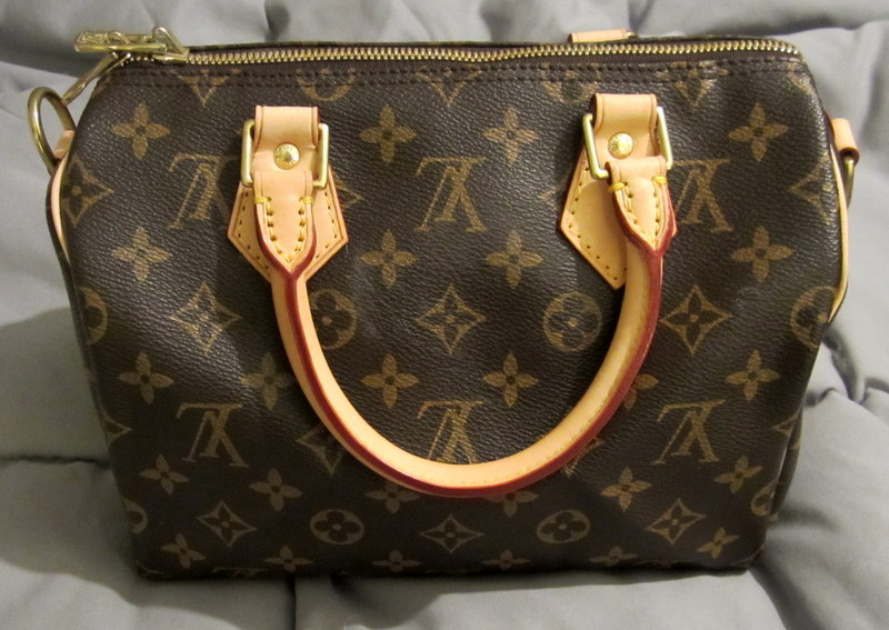 Fake Louis Vuitton Speedy