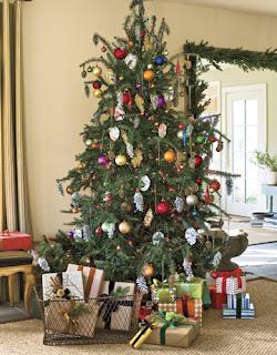 ornamentos de árvore de natal