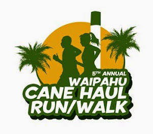 5th Annual Waipahu Cane Haul Run REGISTRATION FORM