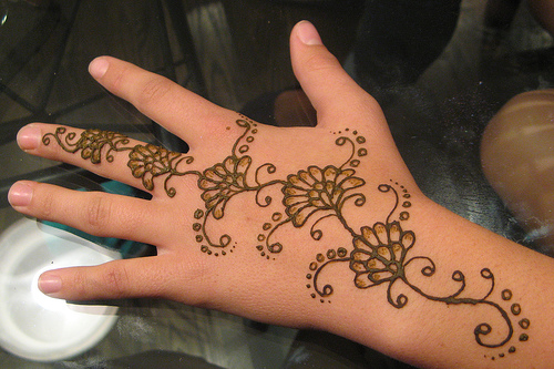 Mehndi Designs For Hands : Simple Indian Mehndi Designs For Hands