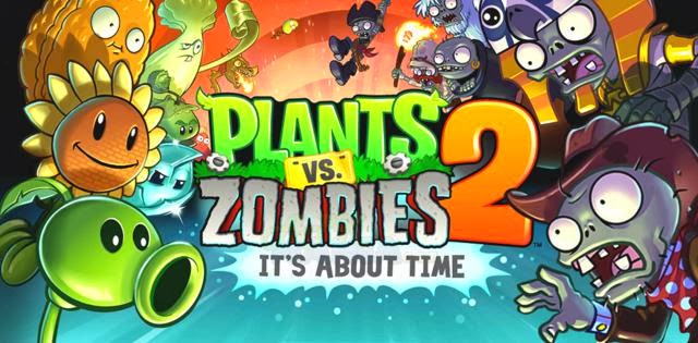 Download Plants vs. Zombies™ 2 Apk + Data Torrent